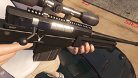 Sniper Rifle-GTAV-Markings