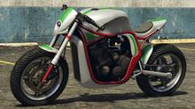 Defiler-GTAO-front-ClassicGreenStripe