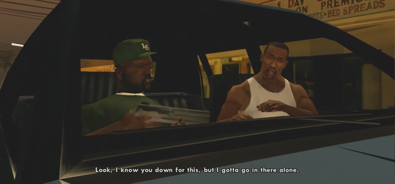 gta san andreas gangster names