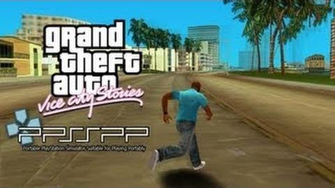 GTA Vice City Stories Gameplay (PPSSPP)