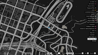 Vehicle Import Parked GTAO Bridge Street Map
