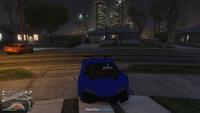 Vehicle Import Tail GTAO End Mirror Park