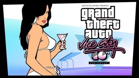 GTA Vice City - 10th Anniversary Trailer (iOS & Android)