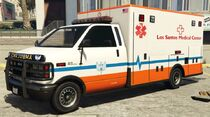 Ambulance-GTAV-Frontquarter