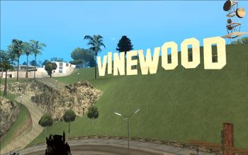 Vinewood   GTA Wiki   FANDOM powered by Wikia