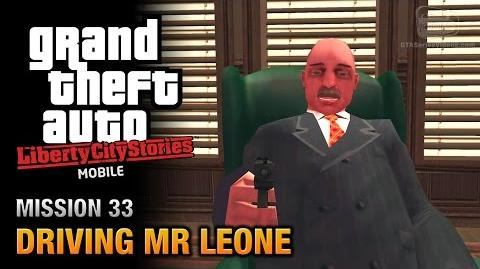 GTA Liberty City Stories Mobile - Mission 33 - Driving Mr Leone