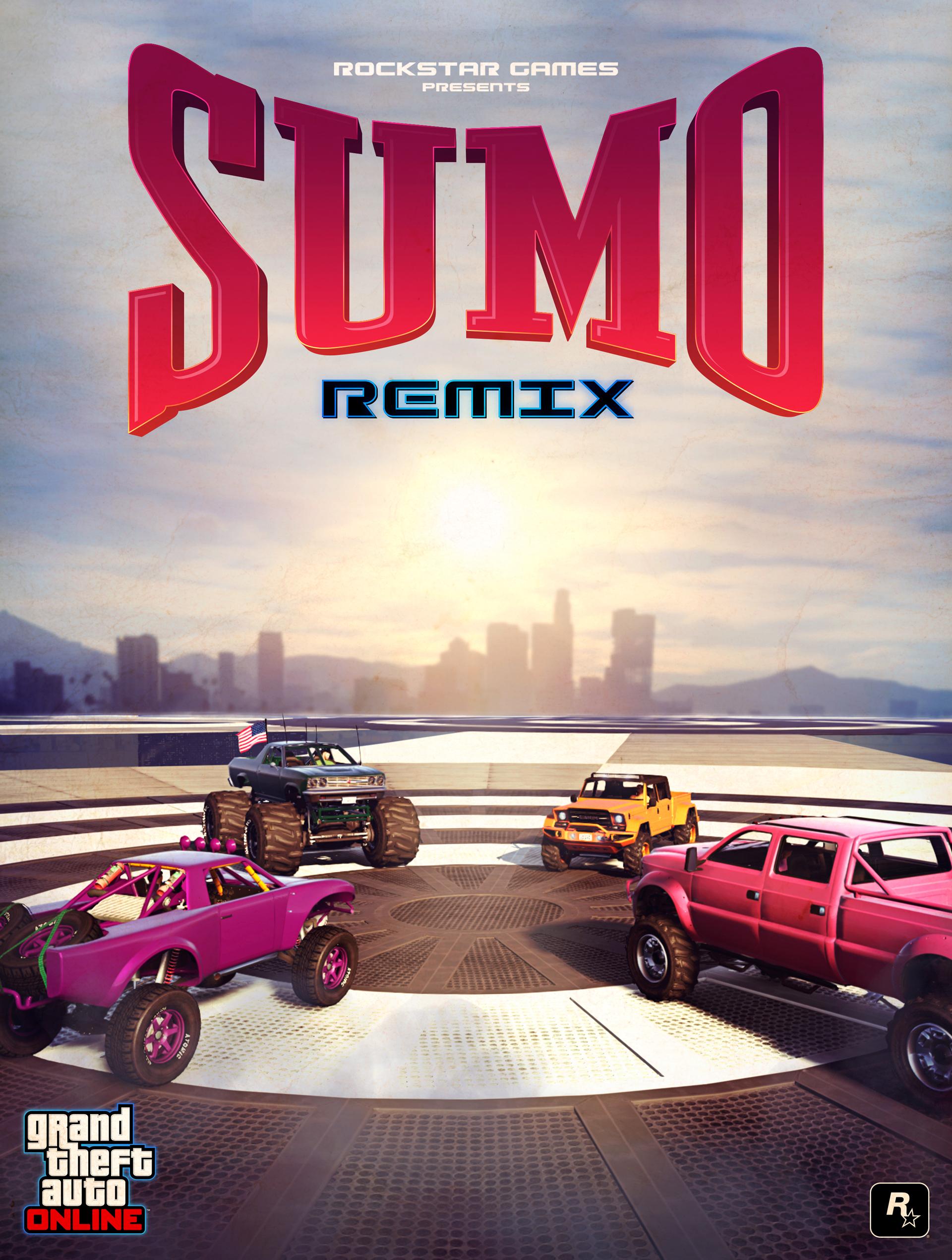 Sumo (Remix)   GTA Wiki   FANDOM powered by Wikia