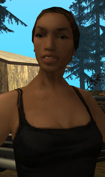 Grand theft auto san andreas hookup millie