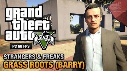 GTA 5 PC - Barry Grass Roots 100% Gold Medal Walkthrough