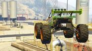 GTA Online RC Bandito Time Trial - Power Station Under Par Time