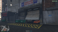 Vehicle Import Parked GTAO Caesars Parking