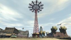 Funland-GTAIV-ParachuteJump
