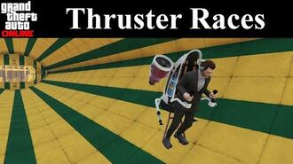 GTA Online Tracks - Thruster Races