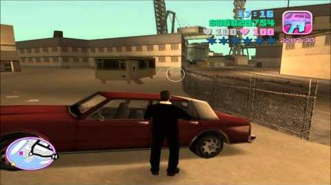 """GTA Vice City Walkthrough HD - Mission 59 """" Hit The Courier """""""