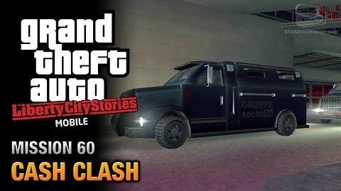 GTA Liberty City Stories Mobile - Mission 60 - Cash Clash