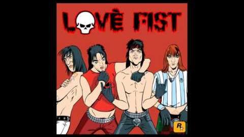 Love Fist - Dangerous Bastard