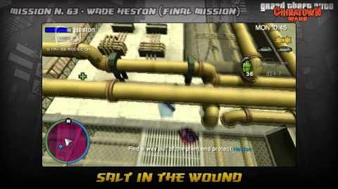 GTA Chinatown Wars - Ending Final Mission - Salt in the Wound