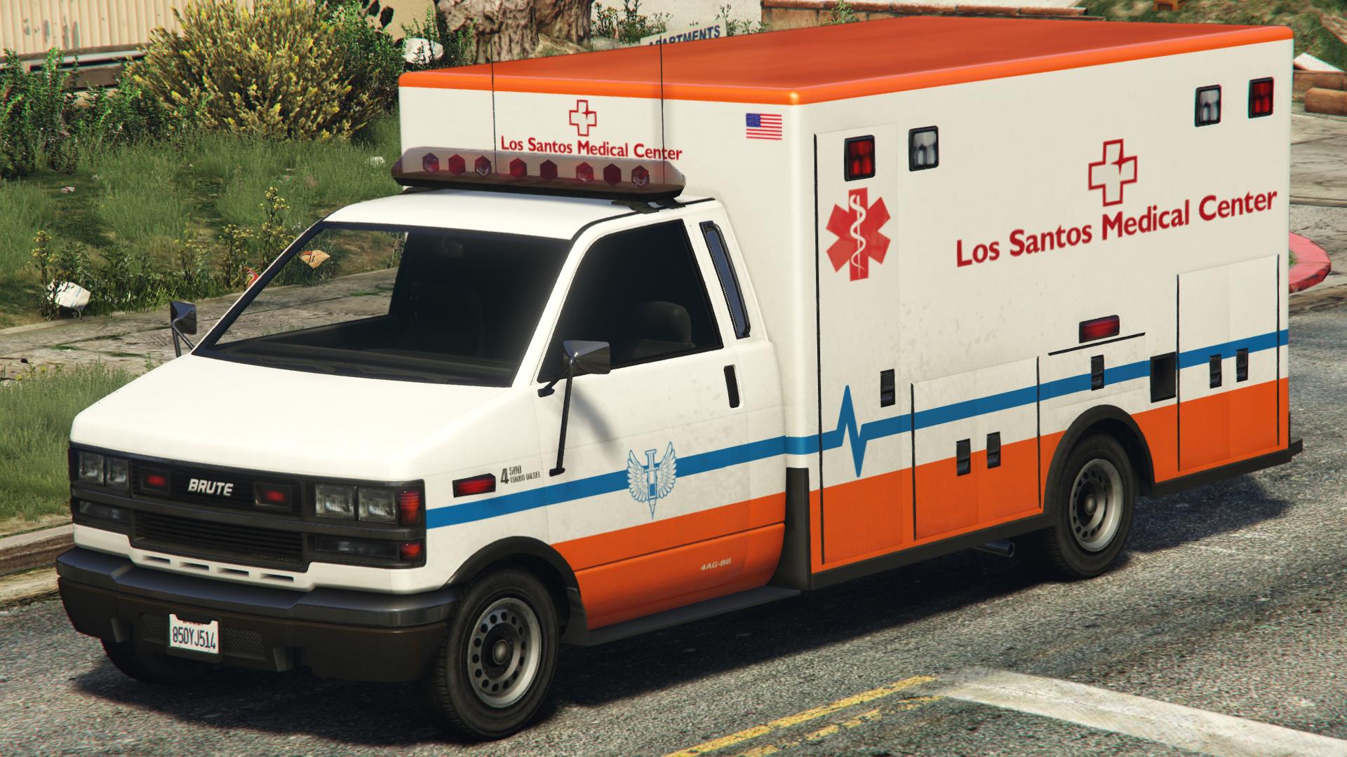 Ambulance | GTA Wiki | FANDOM powered by Wikia