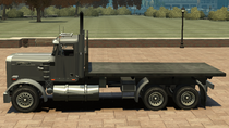 Flatbed-GTAIV-Side