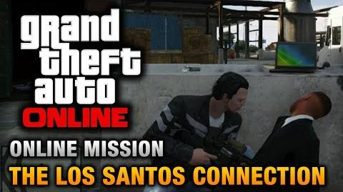 GTA Online - Mission - The Los Santos Connection Hard Difficulty