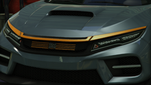 Sugoi-GTAO-GTWithTopTrimGrille