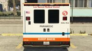 Ambulance-GTAV-Rearview