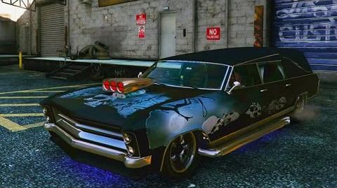 "GTA 5 HALLOWEEN UPDATE - NEW ""ALBANY LURCHER"" CAR DLC GAMEPLAY! HALLOWEEN VEHICLES GTA V DLC"