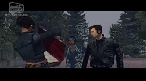 GTA 3 - Ending Final Mission - The Exchange (HD)