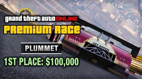 GTA Online - Premium Race 12 - Plummet (Cunning Stunts)
