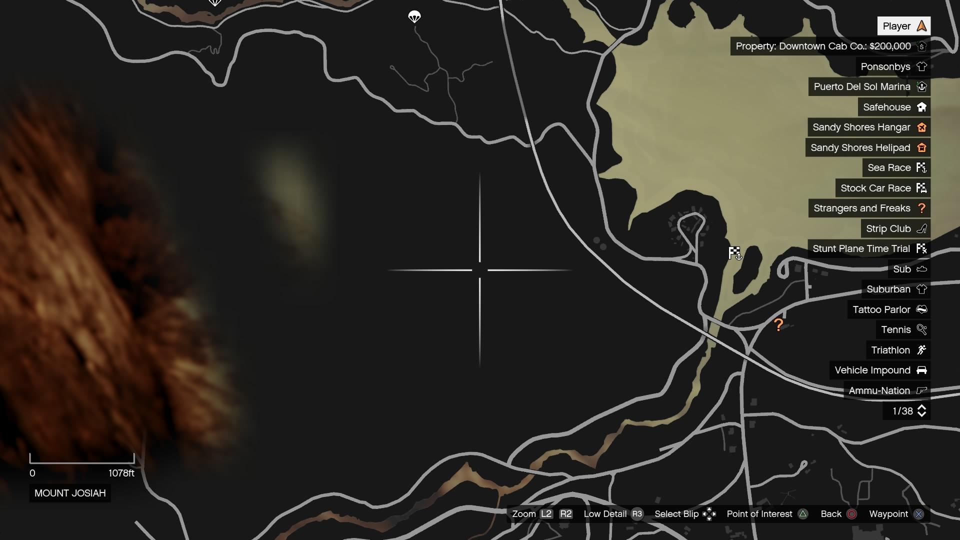 Grand Theft Auto Five Spaceship Parts Map idea gallery