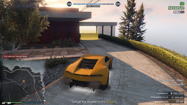 File:Vehicle Export Specialist GTAO Devin Weston Screenshot.png