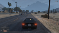 Vehicle Import Amateur GTAO Start Joshua Road