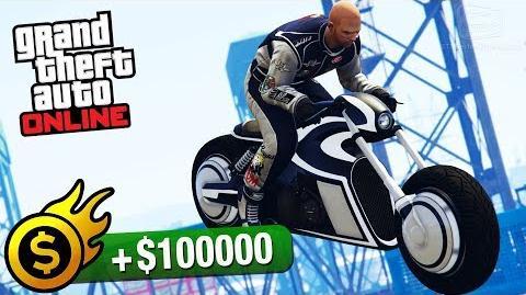 GTA Online Premium Race - Around the Docks