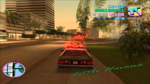 "GTA Vice City Walkthrough HD - Mission 33 "" Check Out At The Check In """