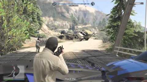 Grand Theft Auto V fail