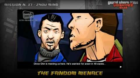 GTA Chinatown Wars - Walkthrough - Mission 37 - The Fandom Menace