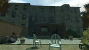 McReary Residence GTAIV Exterior Rear