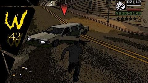 2013 GTA San Andreas Walkthrough - Mission 42-2 Jizzy Limousine