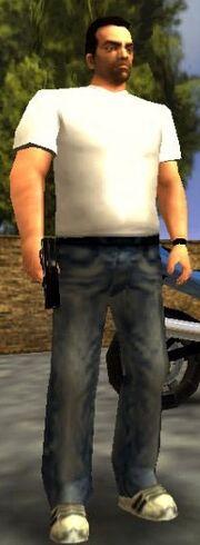 Antonio Outfit