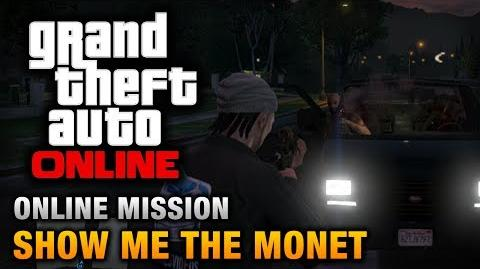 GTA Online - Mission - Show Me the Monet Hard Difficulty