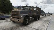 Scrap Truck Front