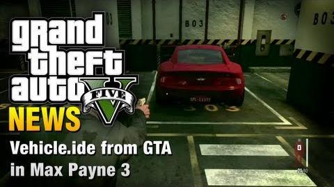 Raziel Reaper/GTA vehicles from Max Payne 3