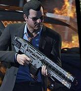 Railgun-GTAV-Michael