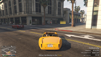 Vehicle Export Showroom GTAO Luxury Auots
