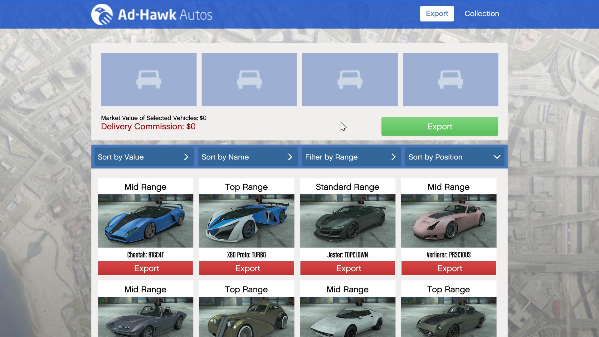gta 5 online car sell limit
