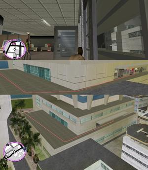 GTAVC HiddenPack 62 S wall mezzanine office