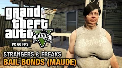 GTA 5 PC - Maude (Bail Bonds) 100% Gold Medal Walkthrough