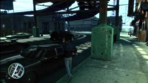 GTA IV Achievement 09 Driving Mr. Bellic