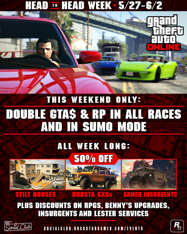 Eek Ed Grand Theft Auto Online — ZwiftItaly