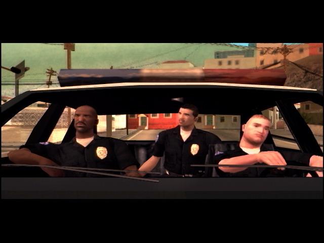 GTA San Andreas dan 1992